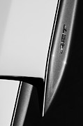 1967 Photos - 1967 Chevrolet Corvette 427 Hood Emblem by Jill Reger