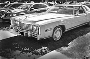 Cruiser Framed Prints - 1978 Cadillac Eldorado Framed Print by Rich Franco