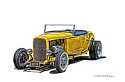Bill Ballmeyer - 32 Ford Hot Rod