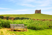 Great Britain Art - Abbotsbury by Joana Kruse