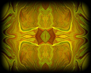 Wall Prints - Abstract 45 Print by J D Owen