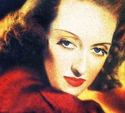 Terry Collett - Bette Davis
