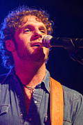 Wildhorse Art Prints - Billy Currington Print by Don Olea