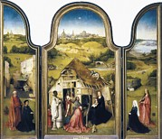 Adoration Prints - Bosch, Hieronymus Van Aeken, Called Print by Everett