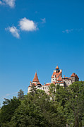 Dracula Photos - Bran Castle by Gabriela Insuratelu