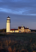 Cape Cod Metal Prints - Cape Cod Light Metal Print by John Greim