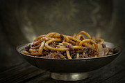 Stir Fry Posters - Chinese food Poster by Mythja  Photography