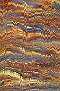 Snake Tapestries - Textiles - Decorative end paper by English School