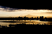 Whalen Photography Photos - Downtown San Diego Sunrise by Josh Whalen