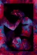 Lovers Digital Art - Ecstasy by Stefan Kuhn