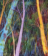 Aboriginal Artists Paintings - For Rest  by Carmen Hathaway