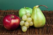 Fruit Salad Print by Deyan Georgiev