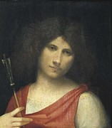 Youthful Photo Prints - Giorgione, Giorgio Da Castelfranco Print by Everett