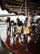 New York Digital Art - Janes Carousel by Natasha Marco