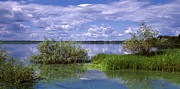 Landscape Photos Prints - Lake Peno Print by Anonymous