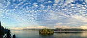 Featured On Fineart America - Mackerel Sky by Sean Griffin
