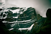 Tibetan Buddhism Art - Mount Kailash western slope Home of the Lord Shiva by Raimond Klavins