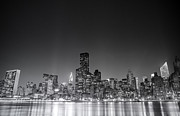 Landscapes Photo Prints - New York City Print by Vivienne Gucwa