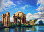 Raffi  Jacobian - Palace of Fine Arts