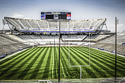 Penn State University Metal Prints - Penn State Metal Print by Chris Smith