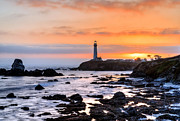 Mike Ronnebeck - Pigeon Point Lighthouse