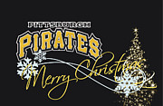 Pirates Prints - Pittsburgh Pirates Print by Joe Hamilton