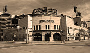 Ballpark Prints - PNC Park - Pittsburgh Pirates Print by Frank Romeo
