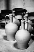 Pottery Print by Gaspar Avila