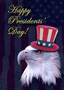 Jeanette K - Presidents Day Eagle