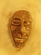 Featured Reliefs Originals - Protrude Sculpture  by Ray  Trotter