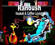 Kelly Awad - Ranoush Hookah and...