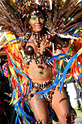 Dancers Art - Samba Carnival Joy by Lusoimages