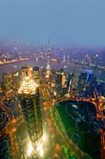 Fototrav Print - Shanghai Pudong skyline