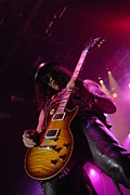 Slash Photo Metal Prints - Slash Metal Print by Jenny Potter
