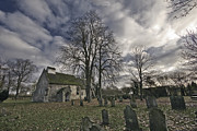 St Margaret Photos - St Margaret of Antiochs Church Linstead by Darren Burroughs