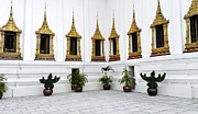 Heir Prints - Thai Kings Grand Palace Print by Sumit Mehndiratta
