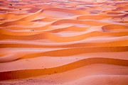 Sahara Photos - The beautiful silence of the Sahara desert by Sabino Parente