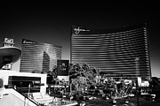 Wynn Posters - treasure island hotel and casino Las Vegas Nevada USA Poster by Joe Fox