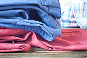 Trousers Print by Tom Gowanlock