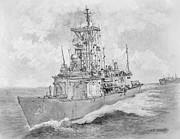 Jim Hubbard - USN Guided Missile Frigate