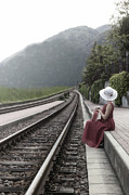 Platform Photos - Waiting by Joana Kruse