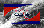 Hockey Photos - Washington Capitals by Joe Hamilton