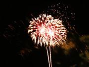#fireworks Print by Becky Furgason