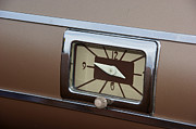 David Pettit - 40 Ford Dash Clock