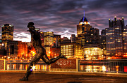 Pittsburgh Pirates Prints - 406 Print by Rusty Glessner