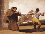 Fray Prints - Goya Y Lucientes, Francisco De Print by Everett