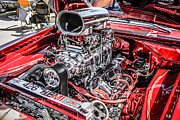 Mechanics Photo Originals - 426 Hemi by Chris Smith