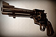 Caliber Prints - 44 Magnum Print by David Dehner