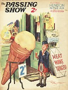 Seasons Drawings - 1930s,uk,the Passing Show,magazine Cover by The Advertising Archives