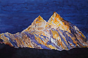 Himalaya Paintings - 47 by Manasi Sose